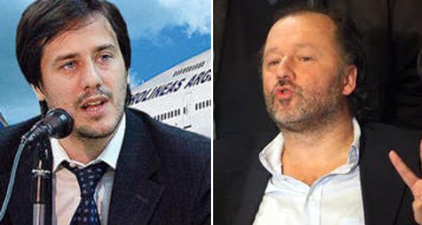 Recalde dijo que Piñeyro sabe tanto de aviones como Guido Süller
