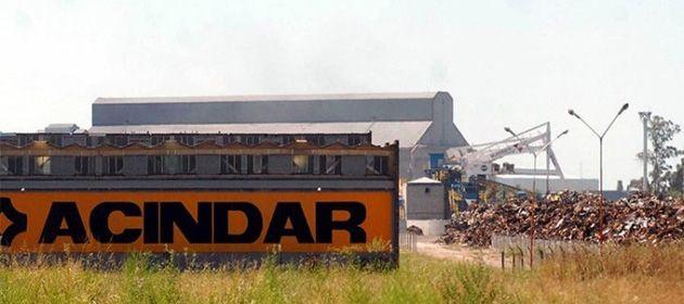 Villa Constitución es una ciudad que vive de la metalurgia, dependemos mucho de Acindar