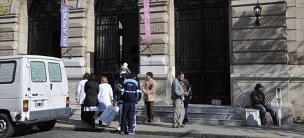 Son tres los detenidos por allanamientos al Hospital Provincial y estudios jurídicos