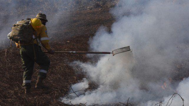 Lorenzetti: Es extremadamente grave lo que ocurre con los incendios en las islas