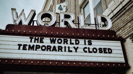 La pandemia de Covid-19 fue letal para los cines alrededor del planeta.