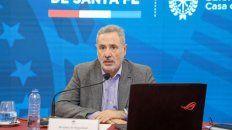 El ministro de Seguridad de la provincia de Santa Fe, Marcelo Sain.