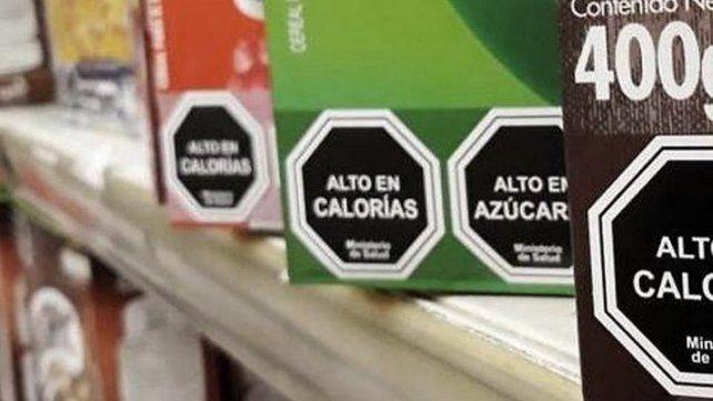 El proyecto de etiquetado frontal de alimentos será tratado en Diputados