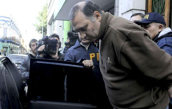 El portero Jorge Mangeri es el principal acusado del crimen de Angeles Rawson.
