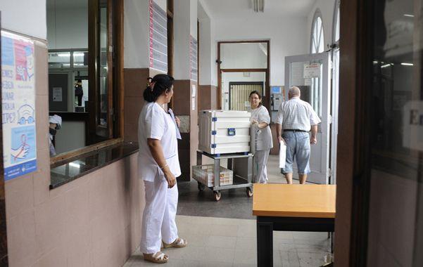 Gestión central. Los recursos para administrar los hospitales locales saldrán de la Casa Gris. (foto: Silvina Salinas)