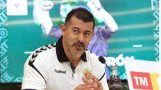 Jorge Almirón manifestó tener fé en poder dirigir a la Selección Argentina.