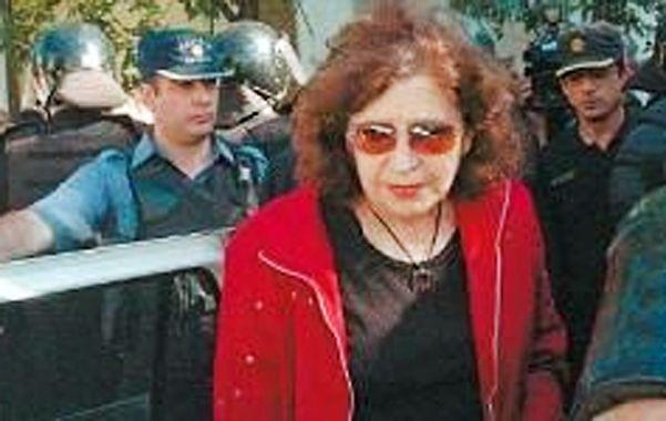 Otros tiempos. María Luisa Pérez Vara ya se jubiló como jueza