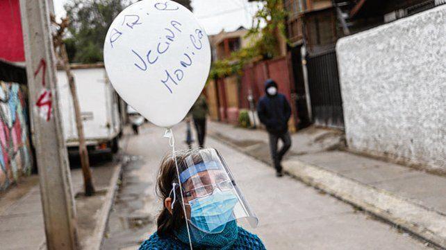 santiago. Chile superó ayer los 225 mil contagios y tiene 3.841 muertes.