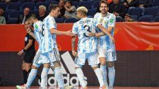 La Selección Argentina definirá el primer puesto ante Irán
