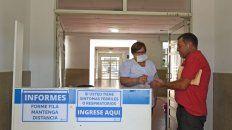 El Hospital Carrasco fue desde marzo pasado el principal centro de salud en atender la demanda de los pacientes Covid.