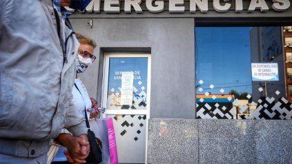 Covid: Murieron otros 132 pacientes y hubo 15.262 nuevos contagios en el país