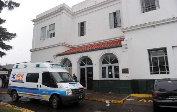 En el Roque Sáenz Peña se vivió una situación muy difícil el domingo entre familiares de chicos asesinados en Las Flores.
