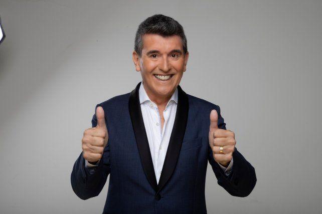 El humorista e imitador Miguel Angel Cherutti superó el coronavirus