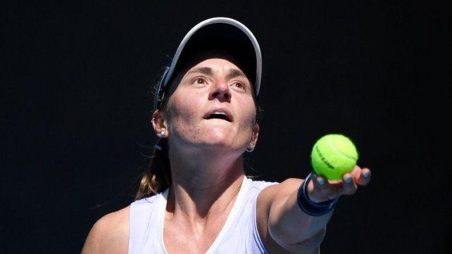 Cuándo y contra quién juega la rosarina Nadia Podoroska en el Abierto de Australia