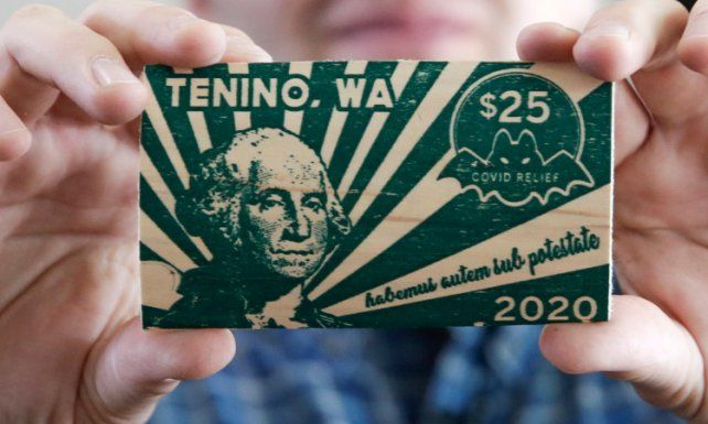 Dólar Covid-19 o dólar de madera