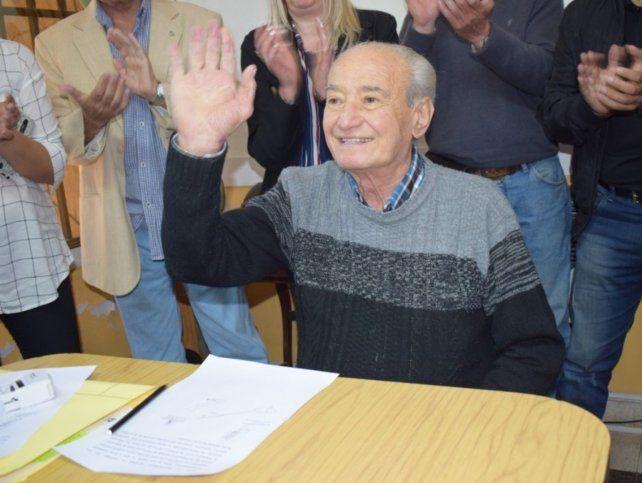 Falleció el presidente comunal de Maciel