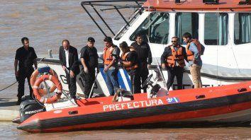 El 26 de febrero pasado el cuerpo de Bocacha Orellano apareció flotando en el Paraná a metros del boliche Ming, donde había ido a bailar dos días antes.