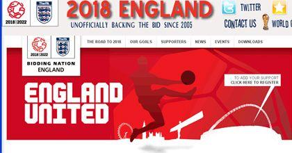 Inglaterra lanza su campaña para organizar el Mundial 2018 o 2022