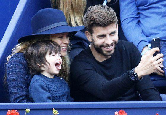 Preocupación por el estado de salud del hijo de Shakira y Piqué