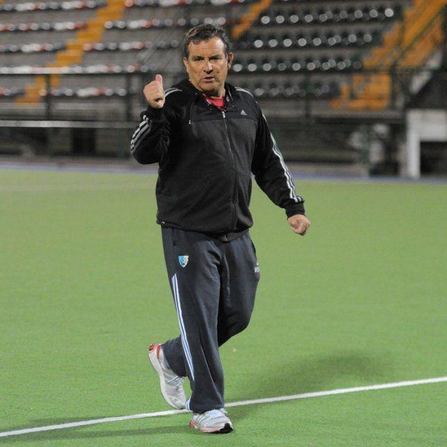 Morlan. El ex director técnico de Uni rescató la habilidad y potencia de Brunet.