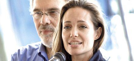 Angelina, la más respetada