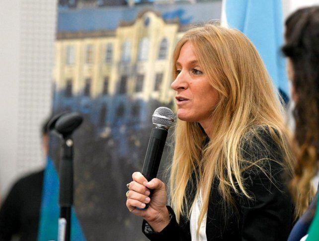DIRECTORA. Florencia Carignano
