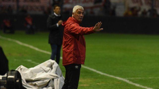 Paren la mano. De Felippe disparó munición pesada contra la Copa Argentina y Superliga.