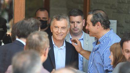 Macri llegó a declarar a Dolores pero la audiencia se suspendió por el deber de confidencialidad que ostenta como ex mandatario.