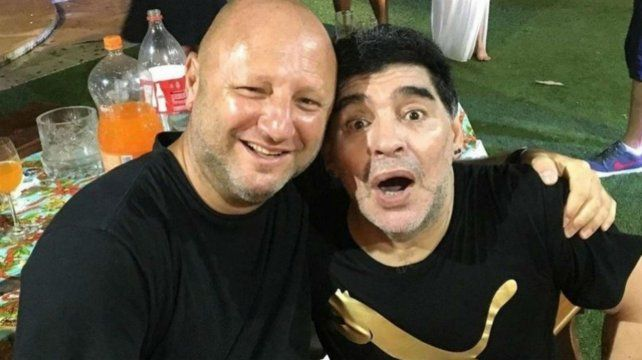 Israelit conoció a Diego Maradona en Cuba