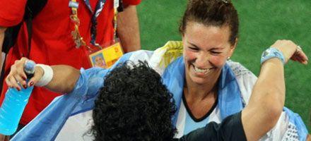 Aicega: Aymar es el equivalente a Maradona en el Mundial 86
