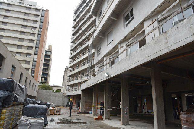 En el primer semestre del año se tramitaron 1.023 nuevas solicitudes para construir en distintas zonas de la ciudad de Rosario.