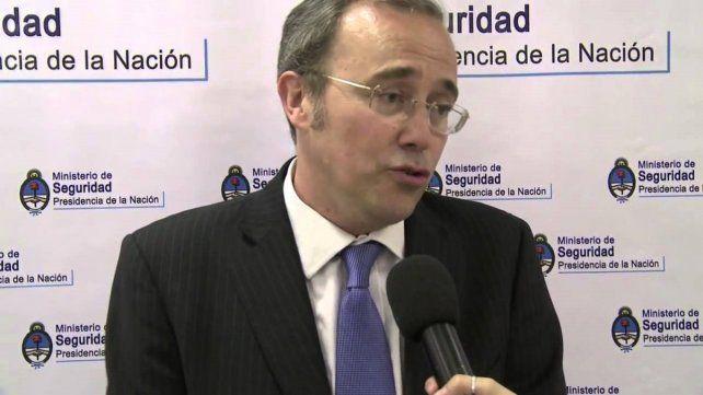 El secretario de Seguridad dijo que en Rosario hay un mercado fenomenal de consumo de cocaína