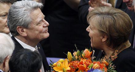 Alemania eligió como presidente a un ex pastor y defensor de los DDHH