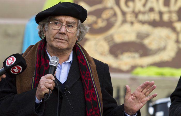 Pérez Esquivel denunció el accionar de una  organización nazi en la ciudad de Mar del Plata.
