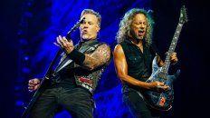 Juanes y J Balvin versionan a Metallica a 30 años de Black Album