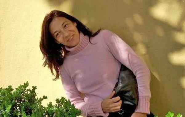 La víctima. Adriana Gioiosa