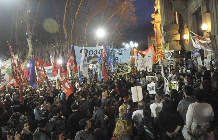 Los gremios locales analizarán el jueves próximo el tipo de protesta que realizarán