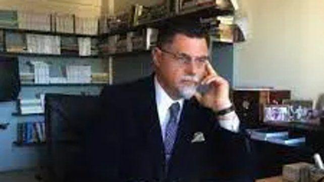El abogado Gustavo Feldman.