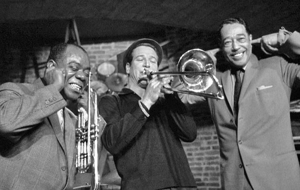 Irrepetibles. Louis Armstrong