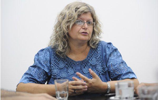 La ministra de Educación dijo que esta es la única y última oferta del gobierno para los docentes.