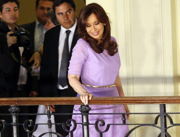La presidenta Cristina Fernández fue imputada de encubrimiento por el atentado a la sede de la AMIA.