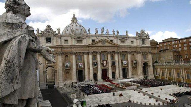 Acción. El Papa Francisco presentó una reforma del Código de Derecho Canónico