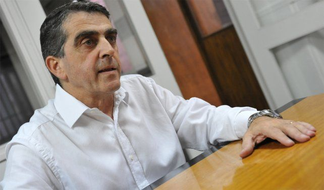 El senador provincial por San Lorenzo