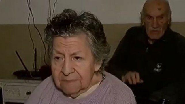 Desconcierto. Hilda y Hugo están viviendo en la casa de su hijo Raúl