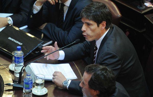 Abal Medina destacó que la economía nacional creció un 7