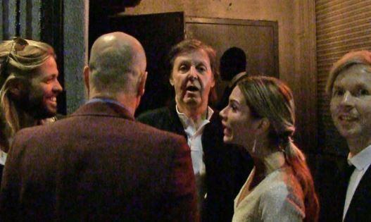 Ni Paul McCartney se salva del derecho de admisión
