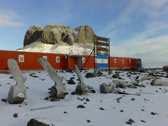 Hubo un terremoto de magnitud 5.0 en la Antártida