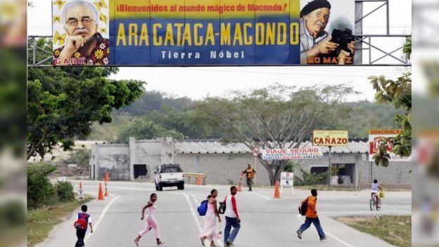 La localidad que vio nacer a García Márquez se convirtió en el escenario de Cien años de soledad.
