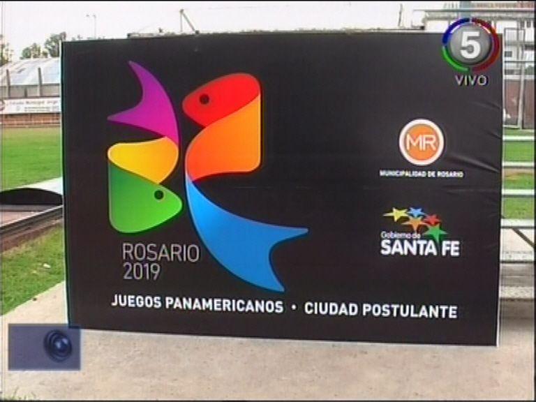 Rosario se postuló hoy para los Juegos Panamericanos 2019