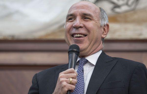 Lorenzetti afirmó ayer que la independencia del Poder Judicial es un tema central de la agenda del máximo tribunal.